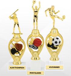 Triumph Riser Trophies