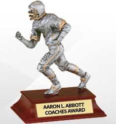 Fantasy Football Trophies - Engraving