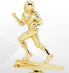 Fantasy Football Trophy Toppers