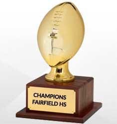 Fantasy Football Winner Trophies