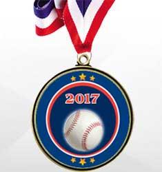 Super Saver Baseball Medal Deals