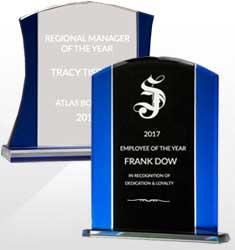 Blue Glass Awards