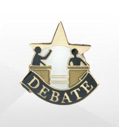 Debate Pins