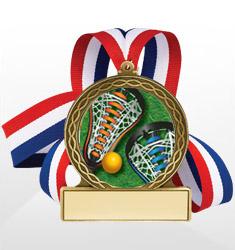 Lacrosse Medals