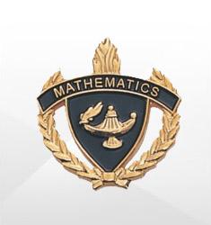 Math Pins