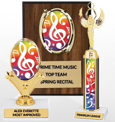 Music Team Awards