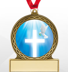 Christian School Education Medals