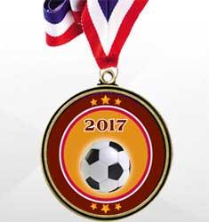 Super Saver Soccer Medal Deals