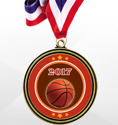 2017 Basketball Saver Medal Deals