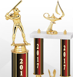 2017 Dated Gold Series Trophies
