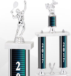 2017 Dated Silver Series Trophies
