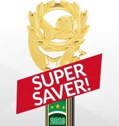 Soccer Trophy Package Deals