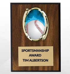 T-Ball Plaques