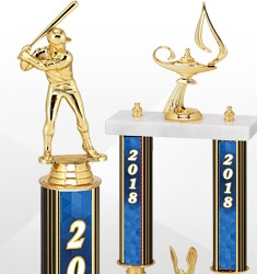 2018 Dated Gold Trophies