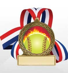Softball Medals