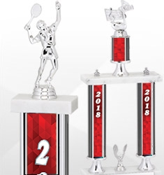 2018 Dated Silver Trophies