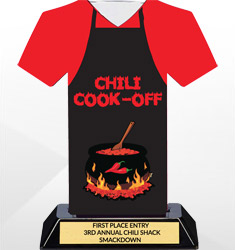 Chili Cook-Off Trophies