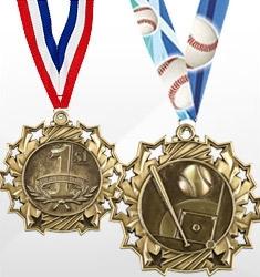 Ten Star Medals