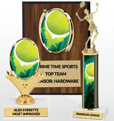 Tennis Team Awards