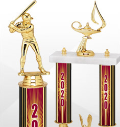 2020 Dated Gold Trophies