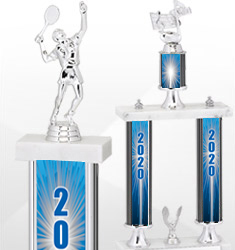 2020 Dated Silver Trophies