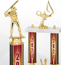 2021 Dated Gold Trophies