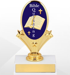 Bible Memory Trophies