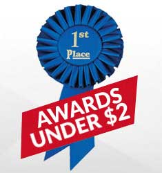 Awards Under $2