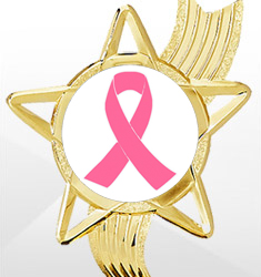 Cancer Awareness Trophies