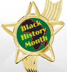 Black History Month Trophies