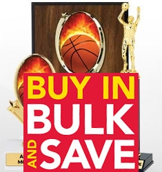 Bulk Basketball Awards - Lowest Wholesale Price - Bulk Pricing