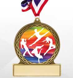 Dance-A-Thon Medals