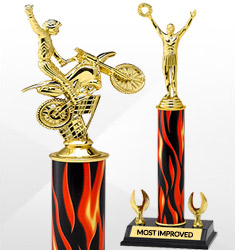 Flame Trophies