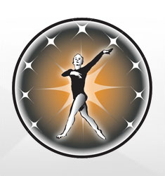 Gymnastics Emblems