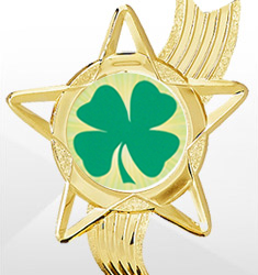 St Patrick's Day Trophies
