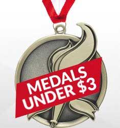 Medals Under $3