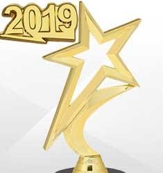 2019 Trophies