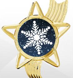 Snowflake Trophies