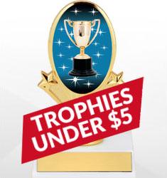 Trophies Under $5