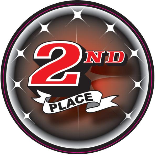 2nd Place Emblem