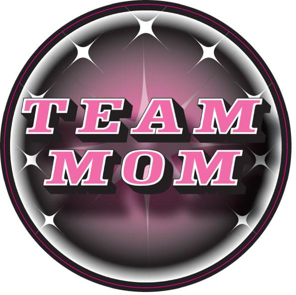 Team Mom Emblem