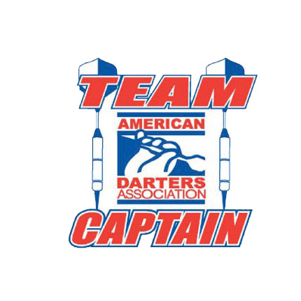 ADA Team Captain Pin