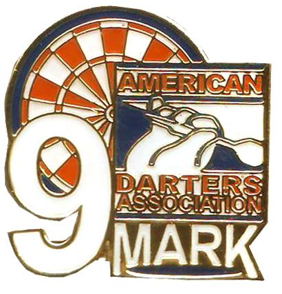 ADA Mark Pin