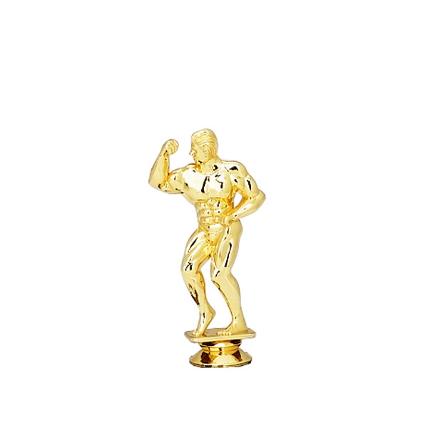 Adonis Gold Trophy Figure