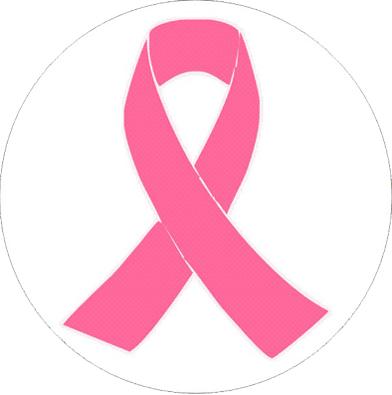 Breast Cancer Awareness Emblem