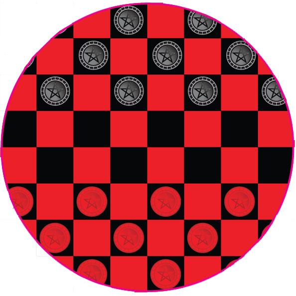Checkers Emblem