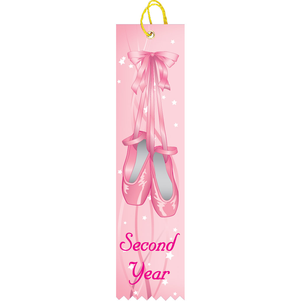 Second Year Dance Ribbon