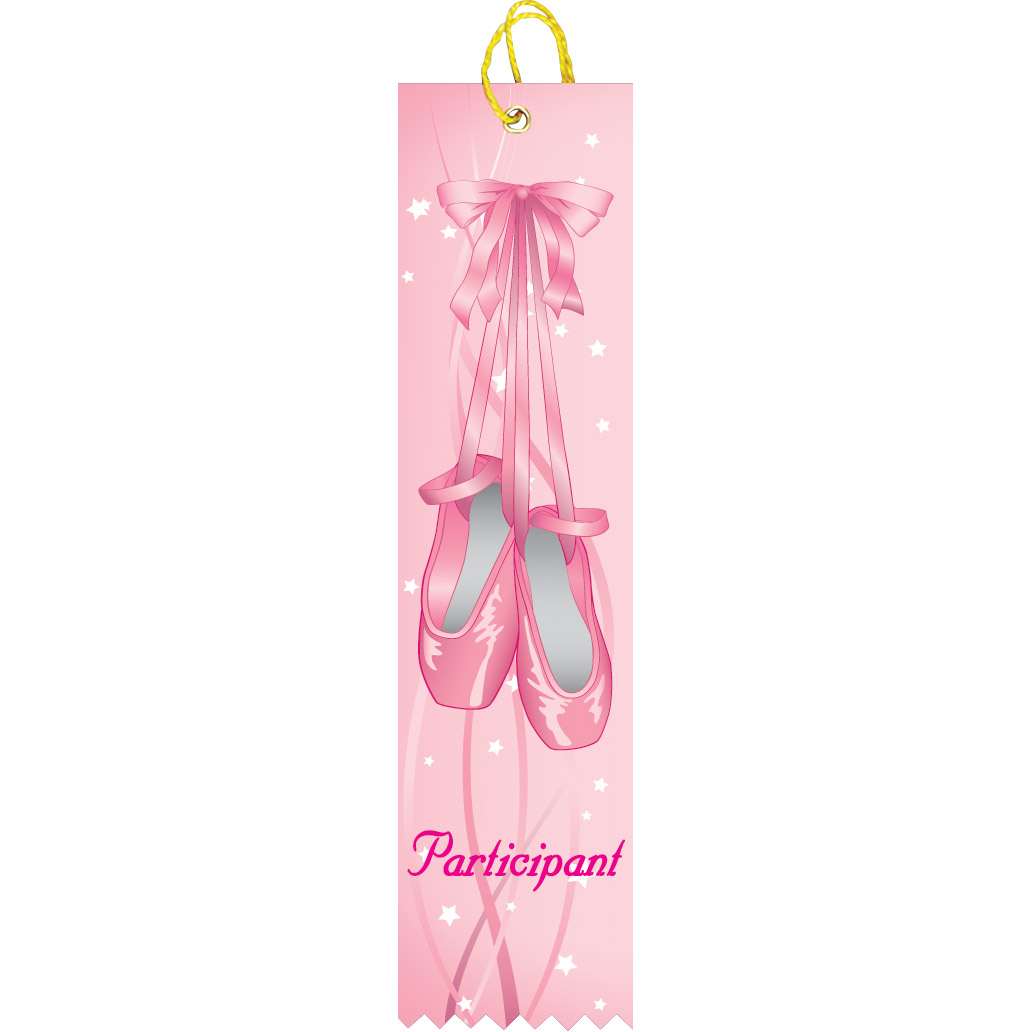 Participant Dance Ribbon