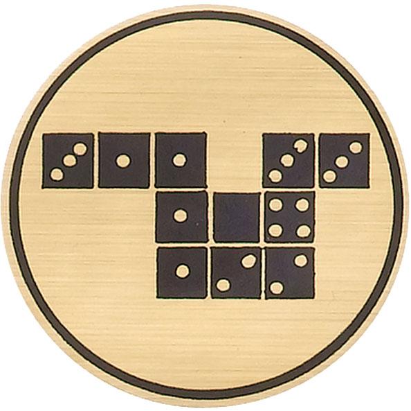 Domino Emblem