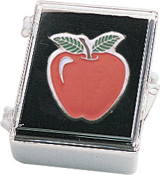 Apple Recognition Pin with Box